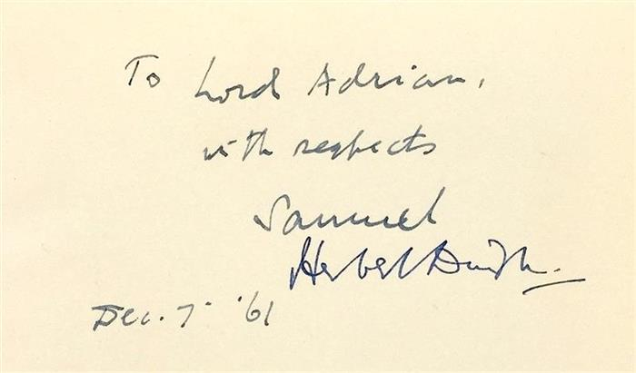 A Threefold Cord, 1961 [The Special Theory of Relativity Is Wrong] Signed by Authors