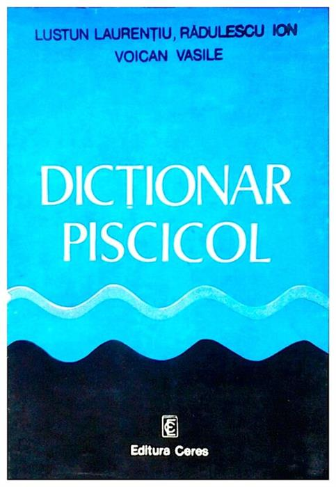 Dictionar piscicol