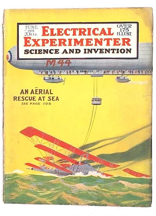 Electrical Experimenter, June 1919
