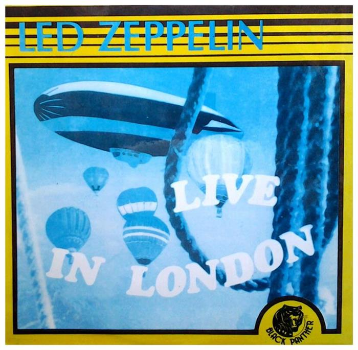 Live in London-disc vinil