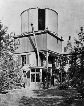 The Higgins' House-Observatory