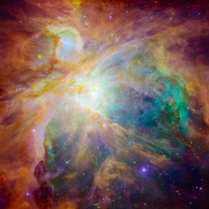 The Orion Nebula / Messier 42 (NASA)
