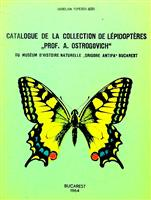 "Catalogue de la collection de lepidopteres ""Prof. A. Ostrogovich"""