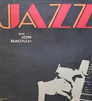 Jazz cu Ion Baciu jr. - disc vinil/vinyl