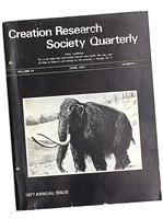 Rare: Atomic Clocks Coming and Going [The clock paradox is nonsense] Creation Research Society Quarterly, June, 1977