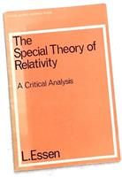 Very Rare: The Special Theory of Relativity - A Critical Analysis, 1971, Oxford Science Research Papers